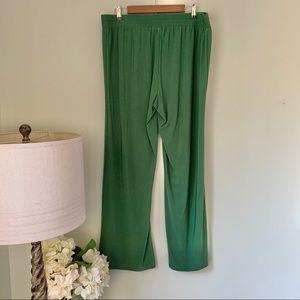 IMAN Pants - Iman Wide Leg Pants Size 1X
